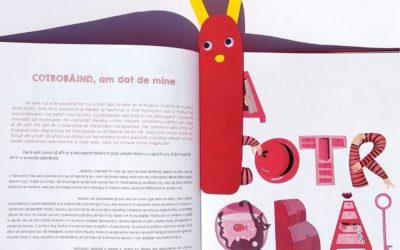 Cum să creezi un semn de carte simpatic pentru copii