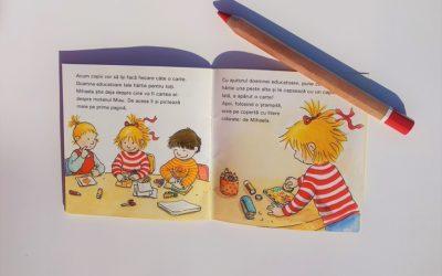 Cum să creezi o cărticică pentru copii (+4 ani)