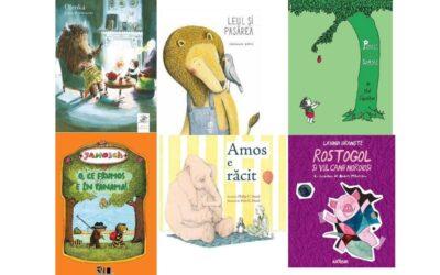 [3-7 ani] 6 cărți ilustrate care îi învață pe copii despre prietenie