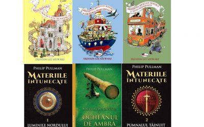 [10 -14 ani] 6 cărți de aventură pentru copii, recomandate de Eliza (10 ani)