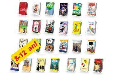 25 de romane clasice pentru copii cu personaje feminine deosebite [8 – 12 ani]